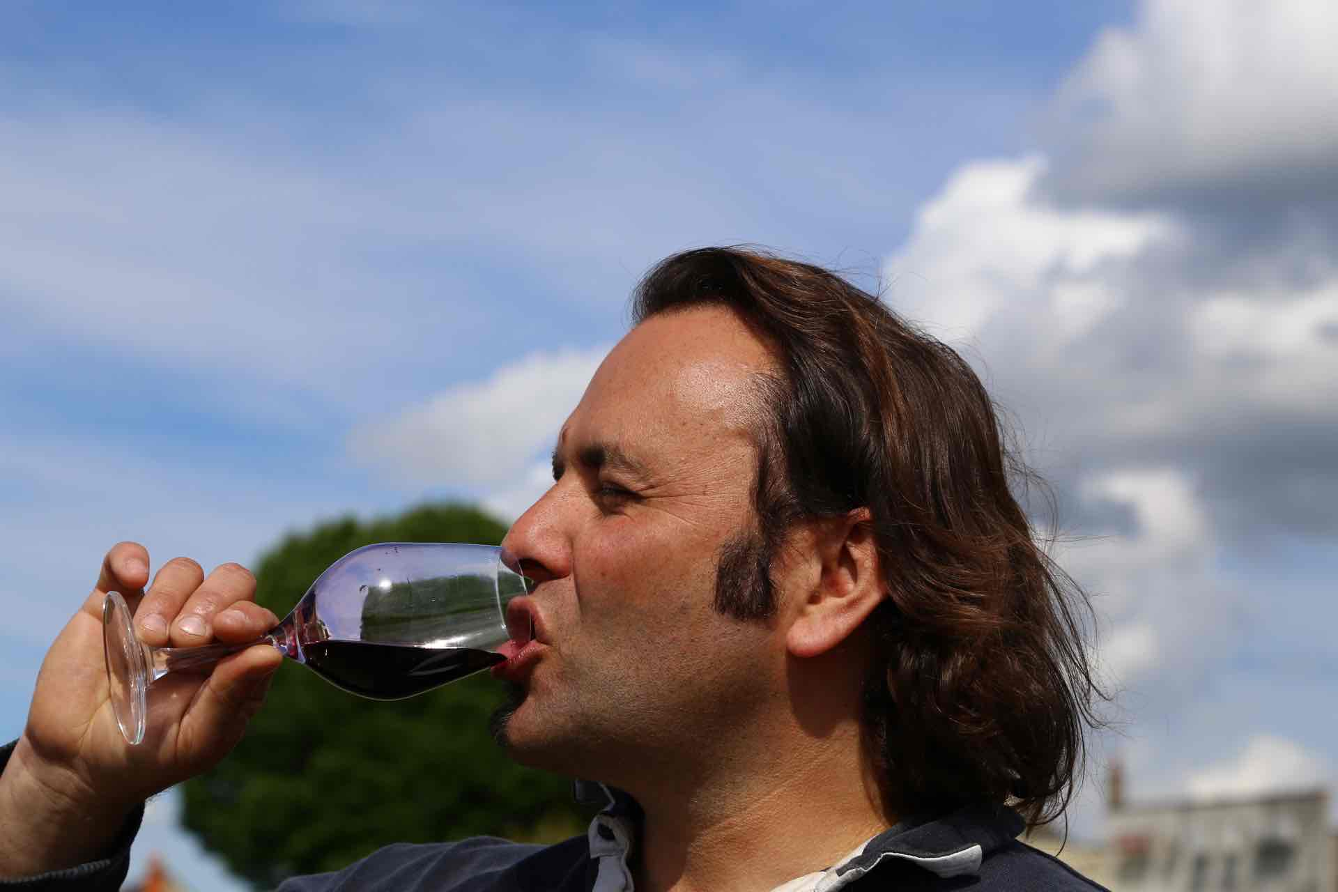 Domaine Sébastien David - アペロ ワインバー / apéro WINEBAR - vins et petits plats français - Minami Aoyama Tokyo