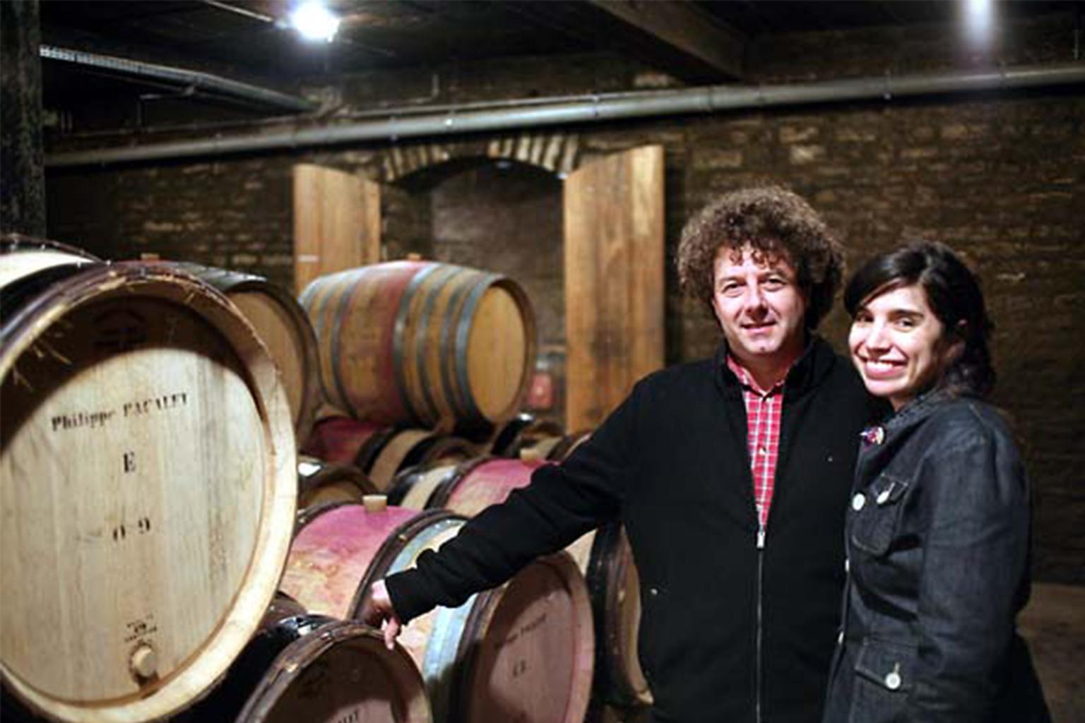 Domaine Philippe Pacalet - アペロ ワインバー / apéro WINEBAR - vins et petits plats français - Minami Aoyama Tokyo