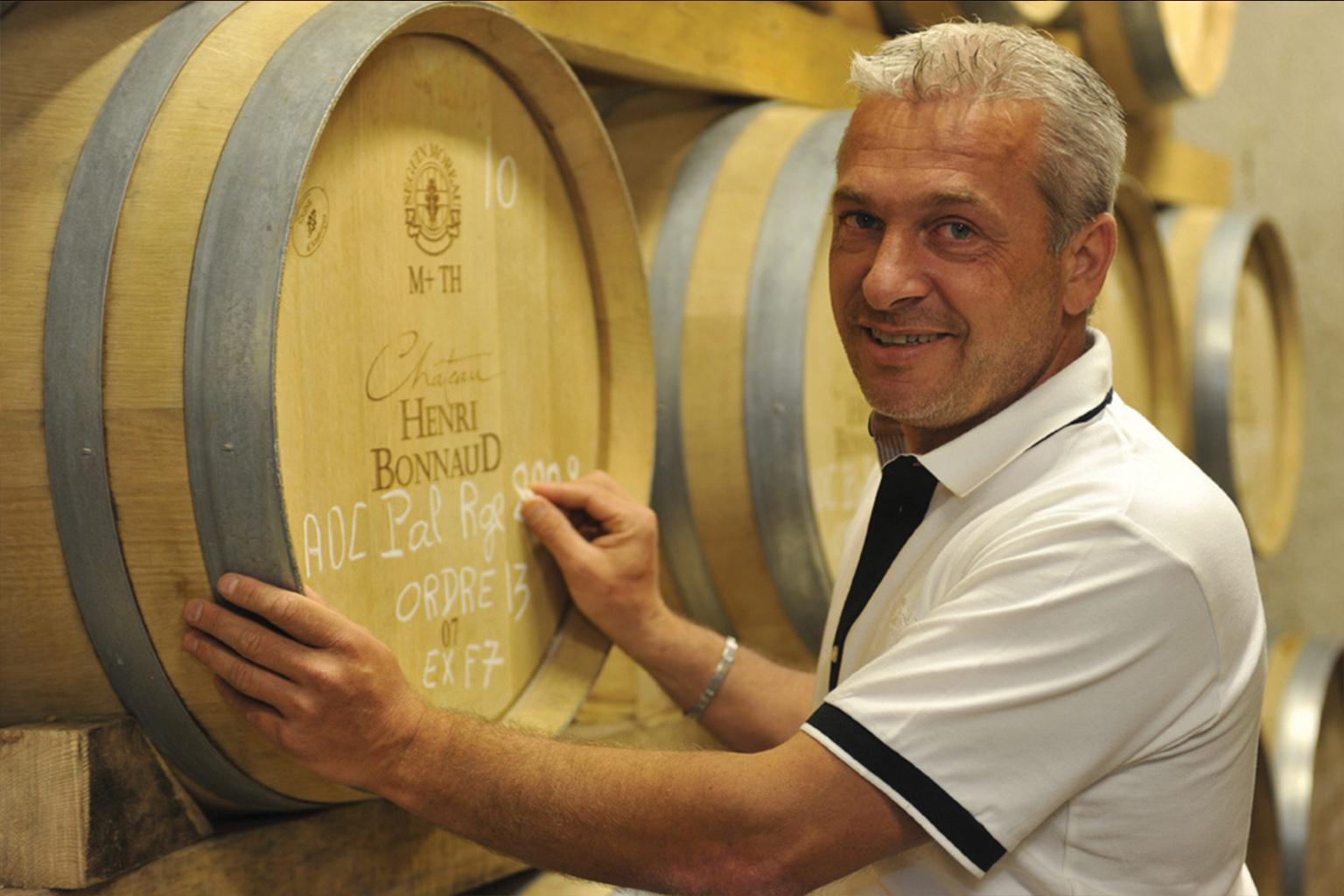 Château Henri Bonnaud - アペロ ワインバー オーガニックワインxフランス家庭料理 - 東京都港区南青山3-4-6 / apéro WINEBAR - vins et petits plats français