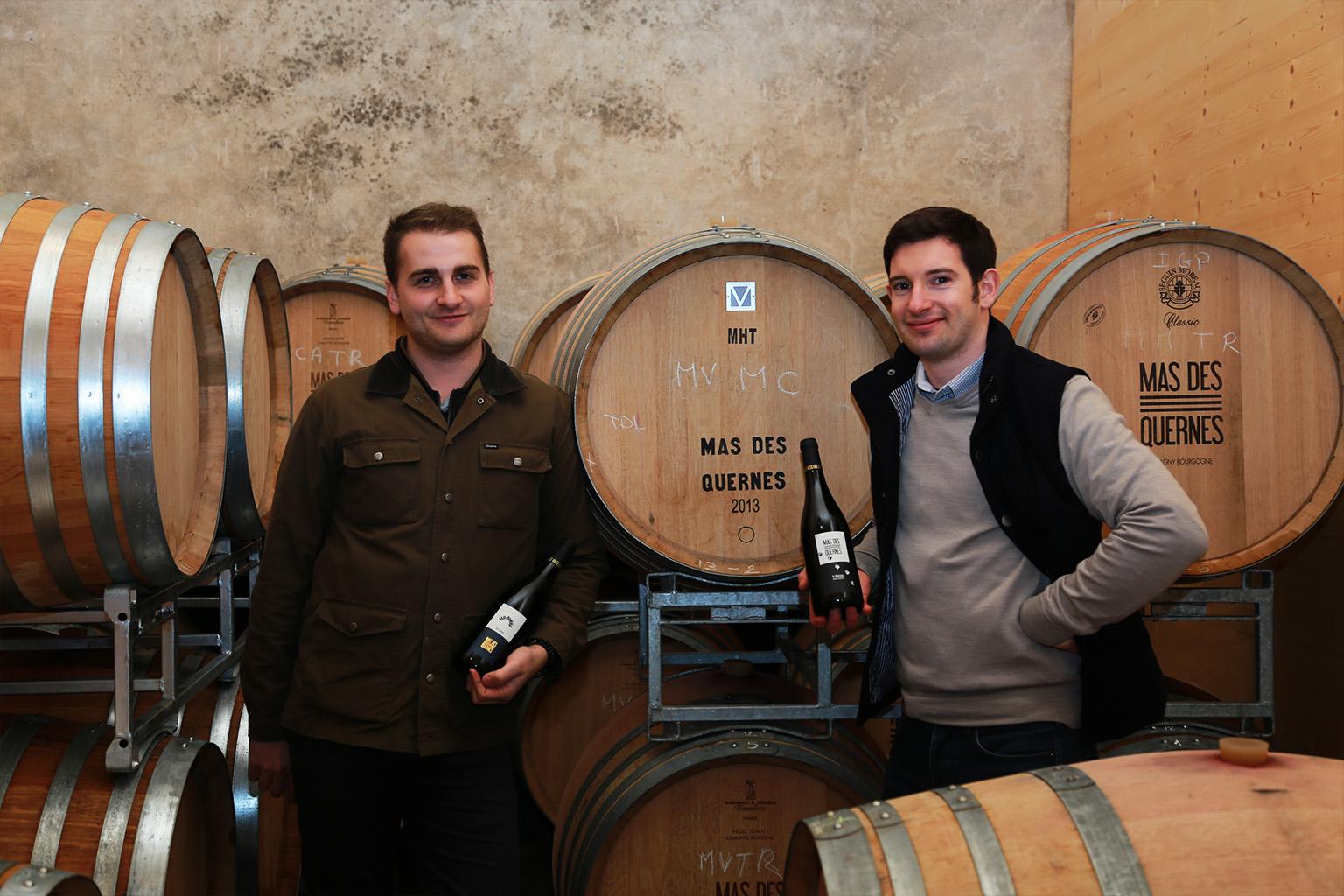Mas des Quernes - アペロ ワインバー / apéro WINEBAR - vins et petits plats français - Minami Aoyama Tokyo