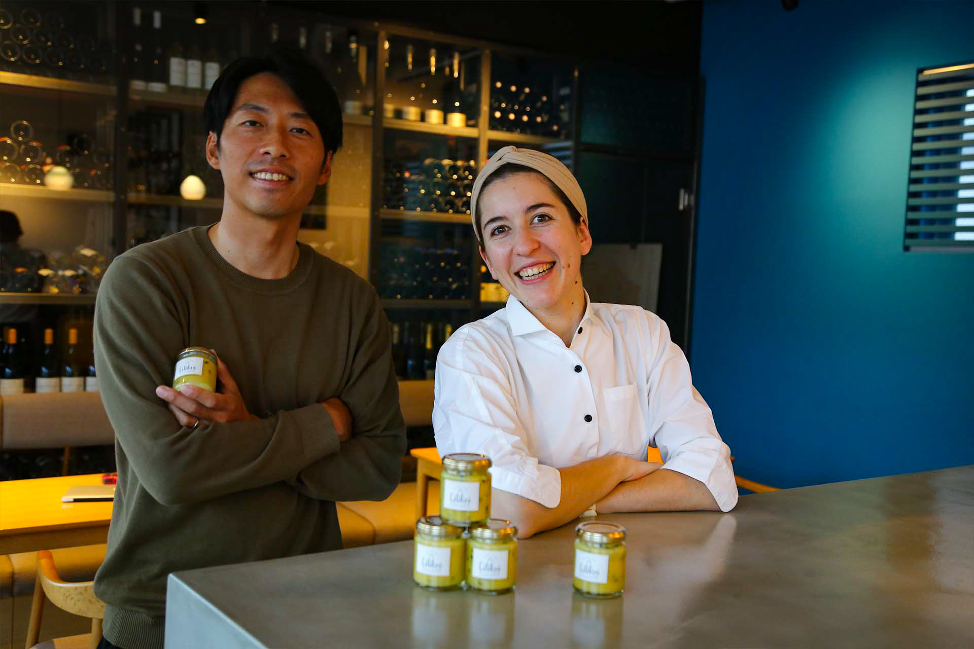 Ryo's Farm - アペロ ワインバー / apéro WINEBAR - vins et petits plats français - Minami Aoyama Tokyo
