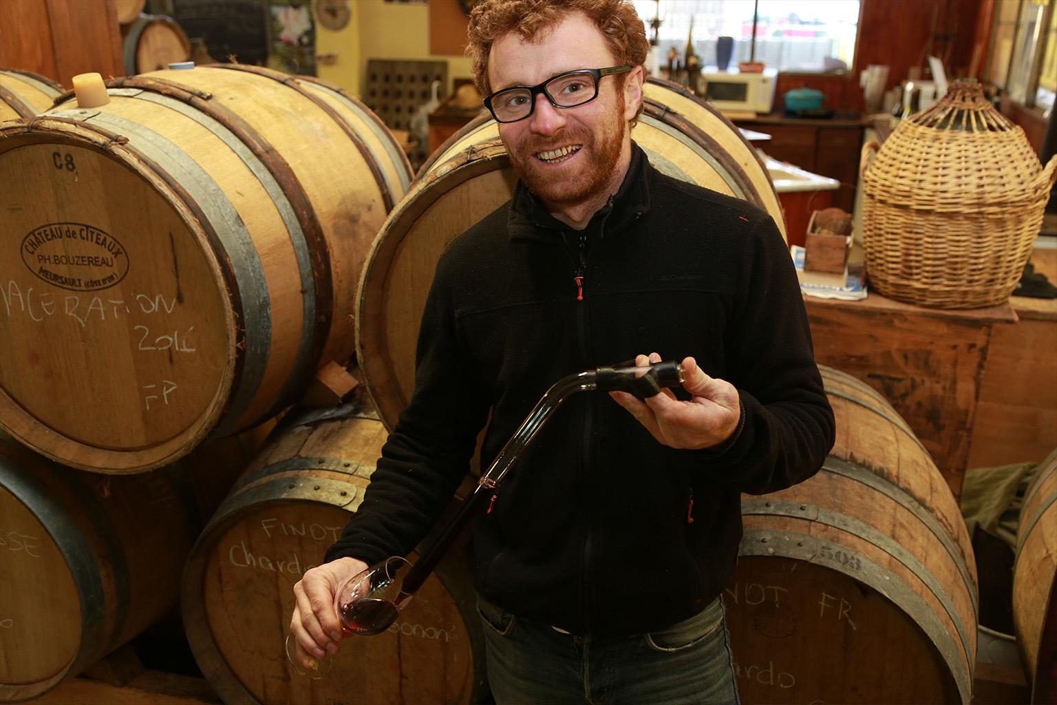 Domaine Thomas Finot - アペロ ワインバー / apéro WINEBAR - vins et petits plats français - Minami Aoyama Tokyo