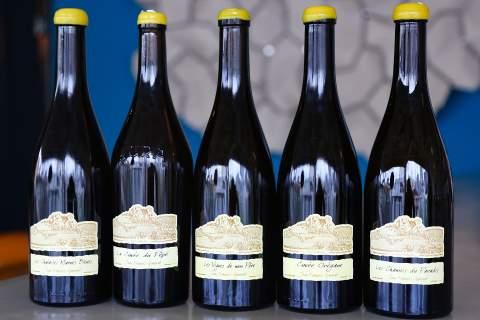 珍しいファインワインを! - アペロ ワインバー / オーガニックワインxフランス家庭料理 - 東京都港区南青山3-4-6 / apéro WINEBAR - vins et petits plats français - 2016