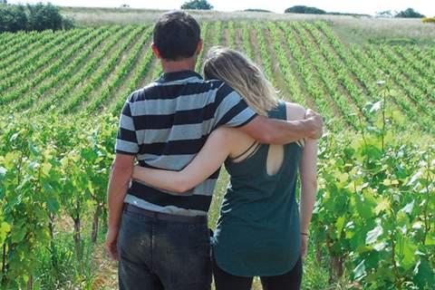 Domaine un Coin sur Terre - アペロ ワインバー オーガニックワインxフランス家庭料理 - 東京都港区南青山3-4-6 / apéro WINEBAR - vins et petits plats français