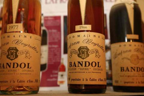 Domaine Lafran Veyrolles - アペロ ワインバー / apéro WINEBAR - vins et petits plats français - Minami Aoyama Tokyo