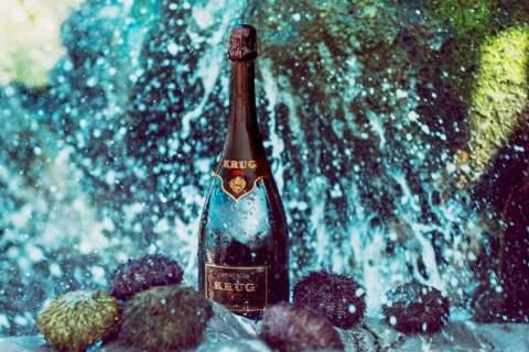 KRUG - アペロ ワインバー オーガニックワインxフランス家庭料理 - 東京都港区南青山3-4-6 / apéro WINEBAR - vins et petits plats français