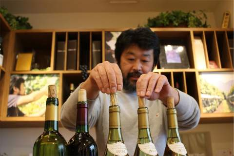 Château Jun - アペロ ワインバー オーガニックワインxフランス家庭料理 - 東京都港区南青山3-4-6 / apéro WINEBAR - vins et petits plats français
