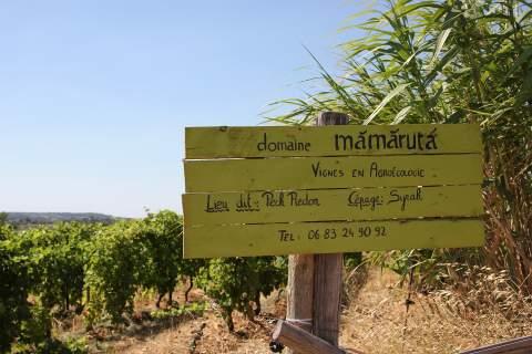 Domaine Mamaruta - アペロ ワインバー オーガニックワインxフランス家庭料理 - 東京都港区南青山3-4-6 / apéro WINEBAR - vins et petits plats français