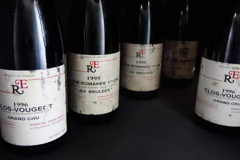 Domaine René Engel - アペロ ワインバー オーガニックワインxフランス家庭料理 - 東京都港区南青山3-4-6 / apéro WINEBAR - vins et petits plats français