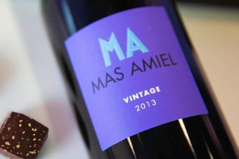Domaine Mas Amiel - アペロ ワインバー オーガニックワインxフランス家庭料理 - 東京都港区南青山3-4-6 / apéro WINEBAR - vins et petits plats français