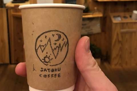 Satoru Coffee - アペロ ワインバー オーガニックワインxフランス家庭料理 - 東京都港区南青山3-4-6 / apéro WINEBAR - vins et petits plats français