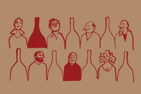 ヴィニビグード - アペロ ワインバー オーガニックワインxフランス家庭料理 - 東京都港区南青山3-4-6 / apéro WINEBAR - vins et petits plats français