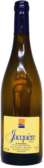 Jacquère - アペロ ワインバー / オーガニックワインxフランス家庭料理 - 東京都港区南青山3-4-6 / apéro WINEBAR - vins et petits plats français - 2016