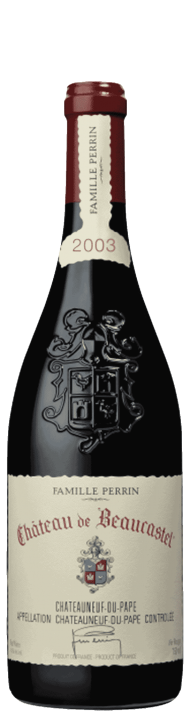 Château De Beaucastel - アペロ ワインバー / オーガニックワインxフランス家庭料理 - 東京都港区南青山3-4-6 / apéro WINEBAR - vins et petits plats français - 2016