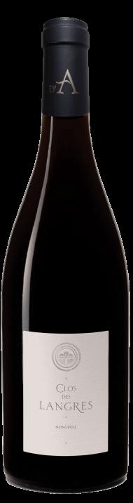 Clos des Langres Monopole - アペロ ワインバー / オーガニックワインxフランス家庭料理 - 東京都港区南青山3-4-6 / apéro WINEBAR - vins et petits plats français - 2016