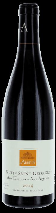 Aux Herbues, Les Argillats - アペロ ワインバー / オーガニックワインxフランス家庭料理 - 東京都港区南青山3-4-6 / apéro WINEBAR - vins et petits plats français - 2016