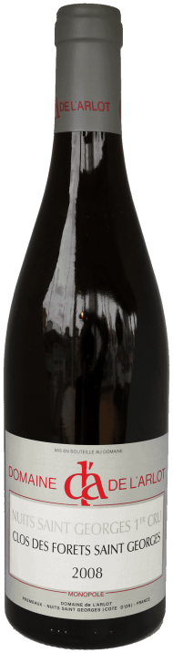 Domaine de l'Arlot Clos des Forêts - アペロ ワインバー / オーガニックワインxフランス家庭料理 - 東京都港区南青山3-4-6 / apéro WINEBAR - vins et petits plats français - 2016