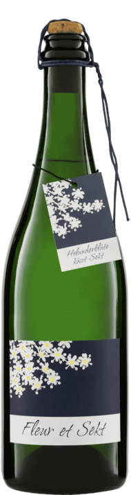 Fleur & Sekt (off-dry) - アペロ ワインバー / オーガニックワインxフランス家庭料理 - 東京都港区南青山3-4-6 / apéro WINEBAR - vins et petits plats français - 2016