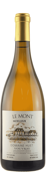 Domaine Huet, Le Mont - Vouvray Moelleux - アペロ ワインバー / オーガニックワインxフランス家庭料理 - 東京都港区南青山3-4-6 / apéro WINEBAR - vins et petits plats français - 2016