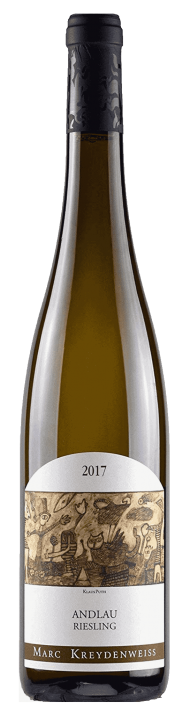 Domaine Marc Kreydenweiss, Cuvée Andlau - アペロ ワインバー / オーガニックワインxフランス家庭料理 - 東京都港区南青山3-4-6 / apéro WINEBAR - vins et petits plats français - 2016