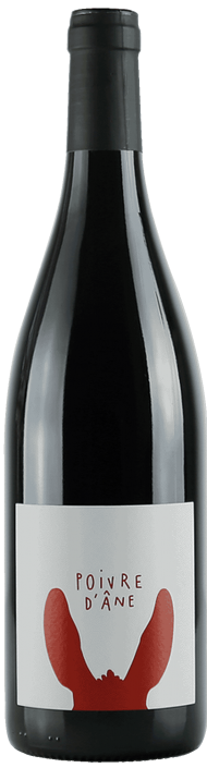 Poivre d'Âne rouge - アペロ ワインバー / オーガニックワインxフランス家庭料理 - 東京都港区南青山3-4-6 / apéro WINEBAR - vins et petits plats français - 2016