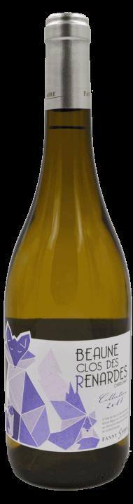 "Beaune blanc ""Clos des Renardes"" - アペロ ワインバー / オーガニックワインxフランス家庭料理 - 東京都港区南青山3-4-6 / apéro WINEBAR - vins et petits plats français - 2016"