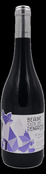 "Beaune Rouge ""Clos des Renardes"" - アペロ ワインバー / オーガニックワインxフランス家庭料理 - 東京都港区南青山3-4-6 / apéro WINEBAR - vins et petits plats français - 2016"