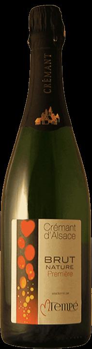Crémant d'Alsace Marc Tempé - アペロ ワインバー / オーガニックワインxフランス家庭料理 - 東京都港区南青山3-4-6 / apéro WINEBAR - vins et petits plats français - 2016