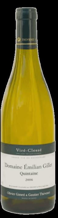 "Thévenet-Quintaine ""Tête"" - アペロ ワインバー / オーガニックワインxフランス家庭料理 - 東京都港区南青山3-4-6 / apéro WINEBAR - vins et petits plats français - 2016"