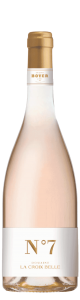 N°7 Rosé - アペロ ワインバー / オーガニックワインxフランス家庭料理 - 東京都港区南青山3-4-6 / apéro WINEBAR - vins et petits plats français - 2016