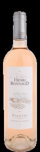Henri Bonnaud Rosé - アペロ ワインバー / オーガニックワインxフランス家庭料理 - 東京都港区南青山3-4-6 / apéro WINEBAR - vins et petits plats français - 2016